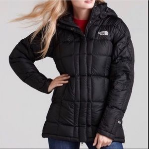 The North Face Transit 600 Goose Down Jacket Brown